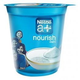 Nestle a+ nourish dahi 400 gm