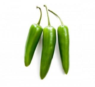 LONG GREEN CHILLI ACHARI - 120gm-150gm