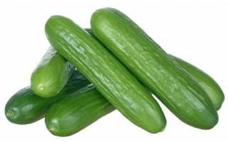 Cucumber Seedless(Kheera) Approx 500gm