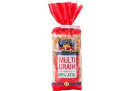 MULTI GRAIN BREAD - 450GM