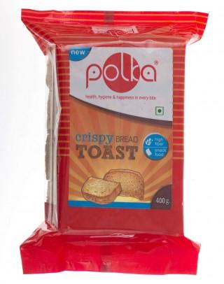 POLKA CRISPY BREAD TOAST - 400GM