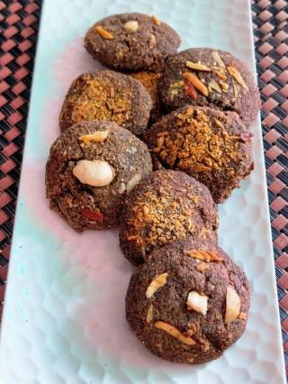Kuttu Ka Atta Cookies