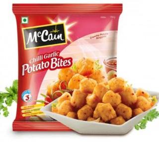Mccain Chilli Garlic Potato Bites (700gm)