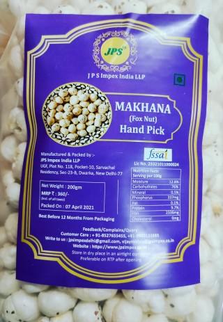 Makhana Premium (200gm)