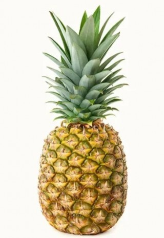 Raja Pineapple 1pc. (Without Cut)