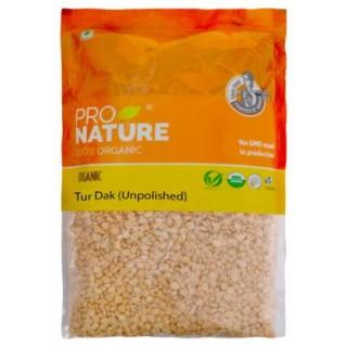 Pro nature 100% Organic Tur Dal (unpolished)500gm