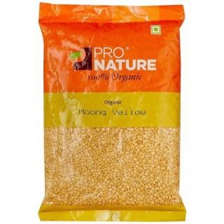 Pro nature 100% Organic Moog Yellow-500gm