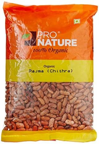 Pro nature 100% Organic Rajma Chithra -500gm