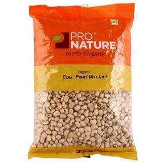 Pro nature 100% Organic Cow Pea white-500gm