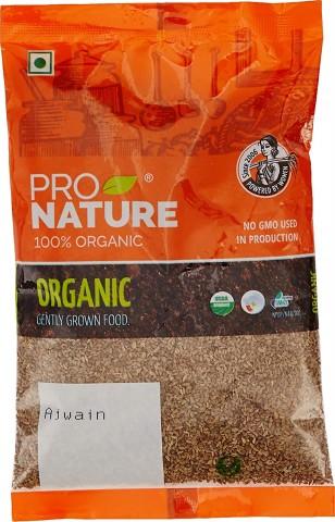 Pro nature 100% Organic Ajwain -100gm