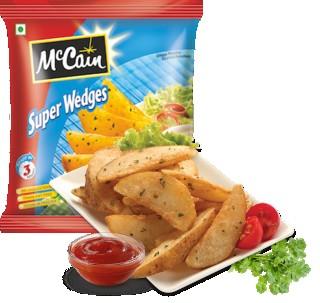 Mccain Super Wedges 400 gm