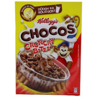 KELLOGGS CHOCOS CRUNCHY BITES - 375GM