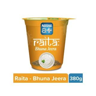 NESTLE A+ RAITA BHUNA JEERA - 380GM