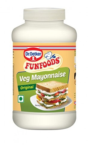 FUNFOODS Veg Mayonnaise Original(250gm)-1Pc