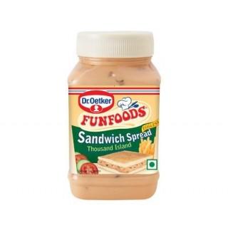 FUNFOODS Sandwich Spread Thousand Island(250gm)-1Pc