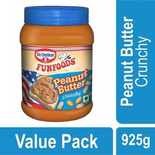 FUNFOODS Peanut Butter Crunchy(925gm)-1Pc