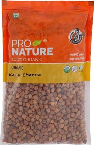 PRO NATURE 100% ORGANIC KALA CHANA 500 gm