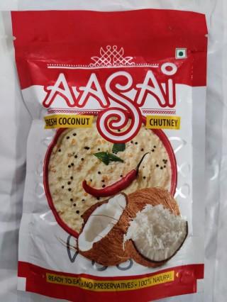 AASAI FRESH COCONUT CHUTNEY 200 gm