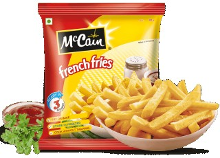 Mccain French Fries (1.250kg)